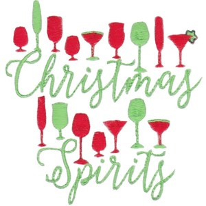 Christmas Spirits Sentiments 14