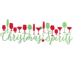 Christmas Spirits Sentiments 5