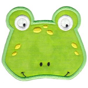 Critter Face Applique 6