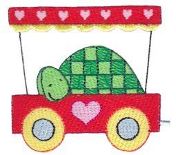 Cute Animal Train 14