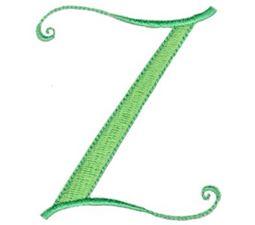 Dominique Alphabet Capital Z