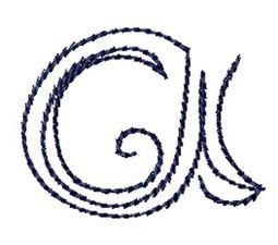 Doodle Alphabet a