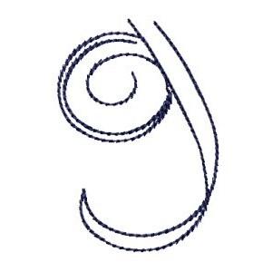 Doodle Alphabet g