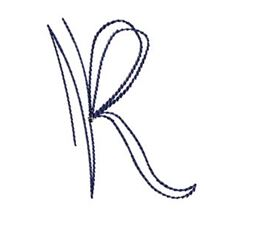 Doodle Alphabet k