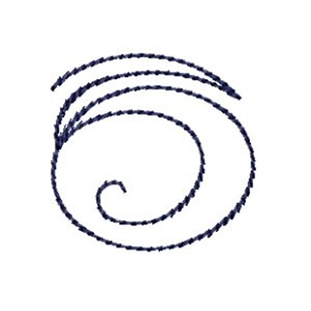Doodle Alphabet o
