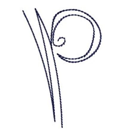 Doodle Alphabet p