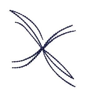 Doodle Alphabet x