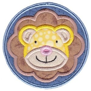 Face It Animals Applique 14