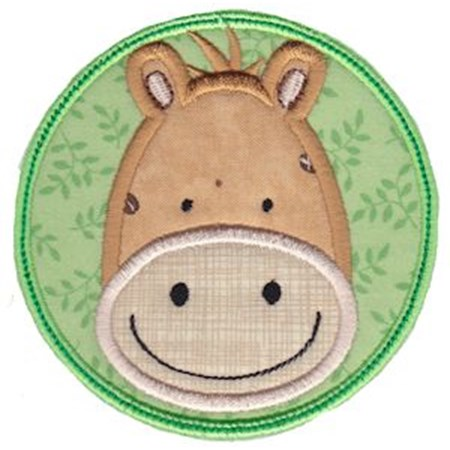 Face It Animals Applique 17