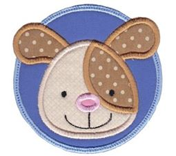 Face It Animals Applique 4