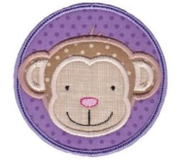 Face It Animals Applique 9