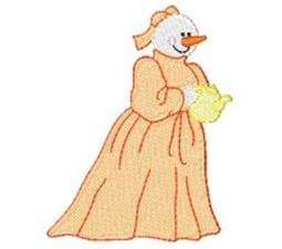 Feminine Frosties 9