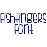 Fishfingers Font