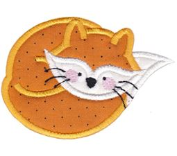 Foxy Applique 1