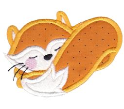Foxy Applique 8