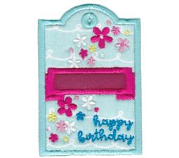 Gift Tags Applique 13