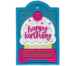 Gift Tags Applique 3