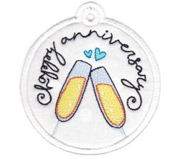 Gift Tags Applique 8