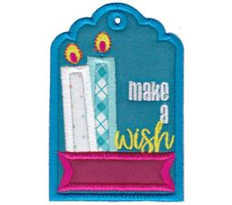 Gift Tags Applique 9