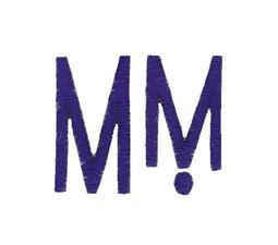 Gingerbread Font M