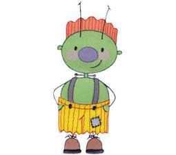 Halloween Bugs 5x7 4