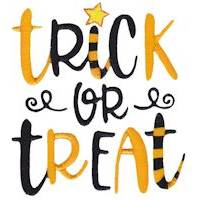 Halloween Sentiments Three