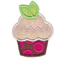 Hello Cupcake Applique 10