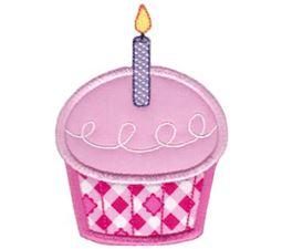 Hello Cupcake Applique 14