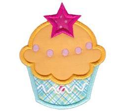Hello Cupcake Applique 6