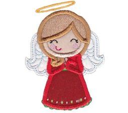 Here Comes Christmas Applique 10