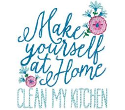 In My Kitchen Sentiments Four 3