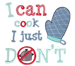 In My Kitchen Sentiments Too 12