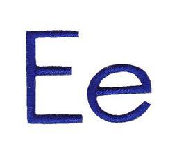 Jellybean Sandwich Font E