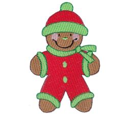 Jolly Gingerbreads 1