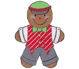 Jolly Gingerbreads 11