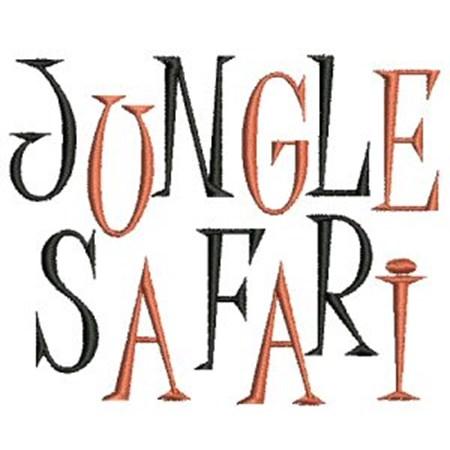 Jungle Safari 9