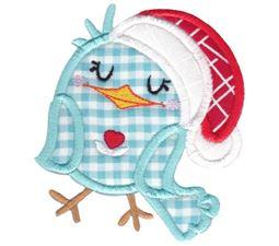 Kawaii Christmas Applique 10
