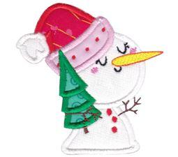 Kawaii Christmas Applique 2