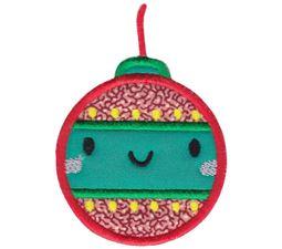 Kawaii Christmas Applique 8