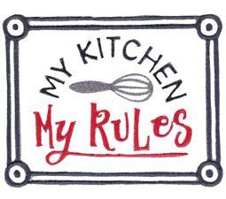 Kitchen Sayings 12