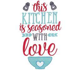 Kitchen Sayings 13