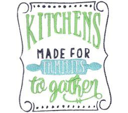 Kitchen Sayings 9