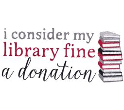 Library Sentiments 8