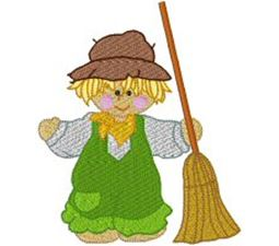 Broom Boy