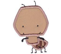 Little Bugs Applique 1