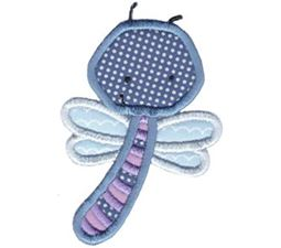 Little Bugs Applique 4
