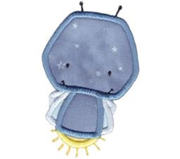 Little Bugs Applique 6