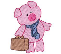 Little Piggy 16
