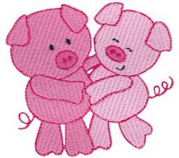 Little Piggy 8