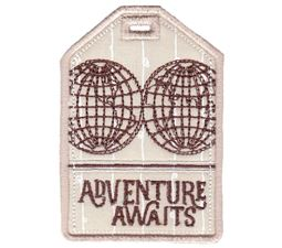 Luggage Tags Applique 9